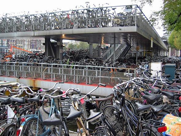 Parking multistory