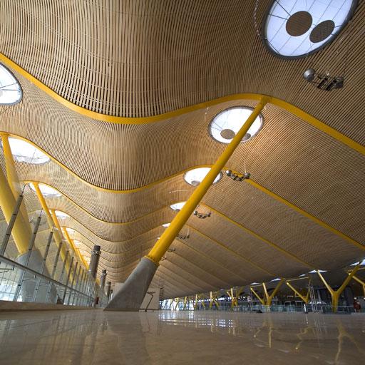 Madrid international Airport